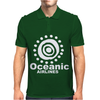 Oceanic Airlines Mens Polo