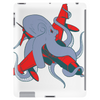 Octopus and aircraft Tablet
