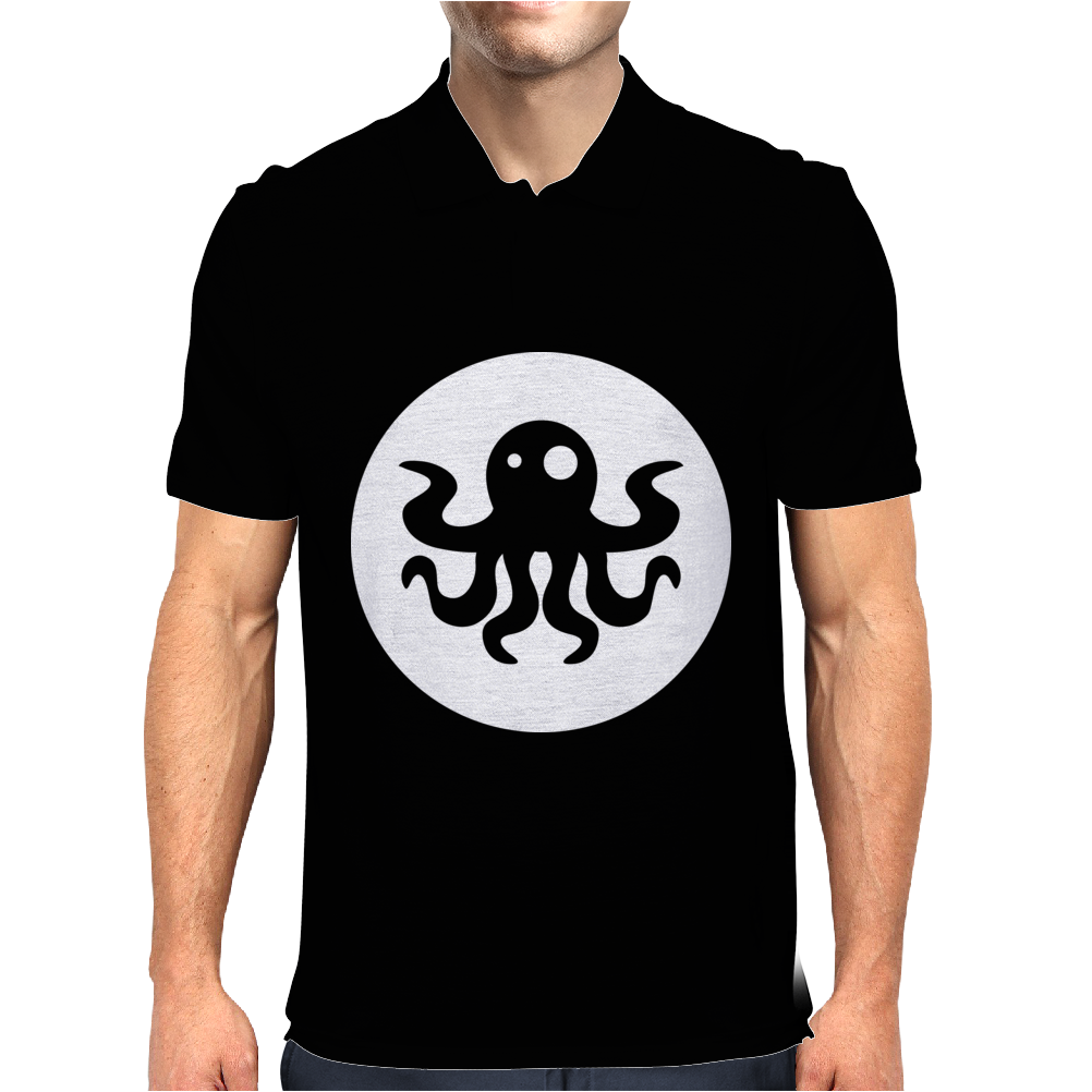 Octopus Mens Polo