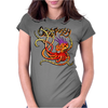 Octopussy Womens Fitted T-Shirt