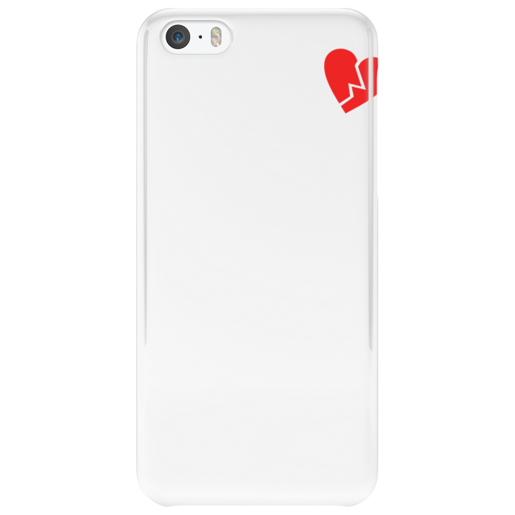 odd heart out Phone Case