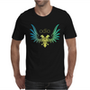 Odio Eagle arcoiris Mens T-Shirt