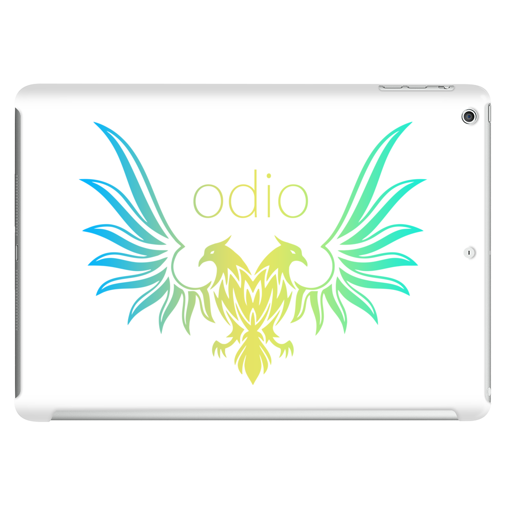 Odio Eagle arcoiris Tablet (horizontal)