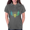 Odio Eagle arcoiris Womens Polo