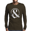 Of Mice And Men AMPERSANARCHY2 Mens Long Sleeve T-Shirt