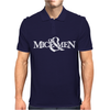 Of Mice And Men Logo Mens Polo
