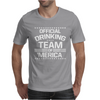 Official Drinking Team 'Merica Mens T-Shirt
