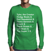 Ofwgkta Name Odd Future Mens Long Sleeve T-Shirt