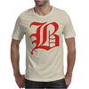 Og B Red Mens T-Shirt