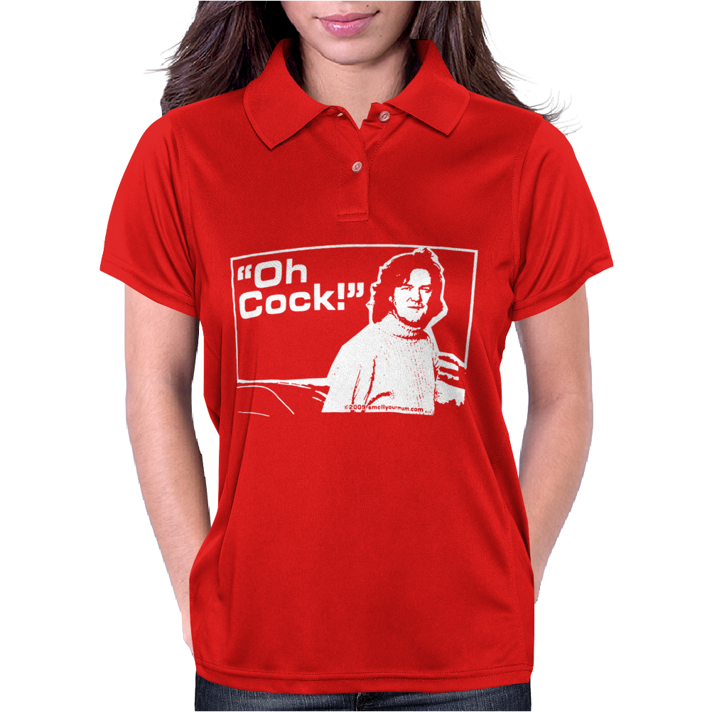 Oh Cock Womens Polo