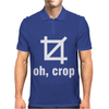 Oh Crop Mens Polo