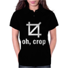 Oh Crop Womens Polo