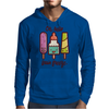 Oh Hello Brain Freeze Mens Hoodie