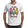 Oh Hello Brain Freeze Mens T-Shirt