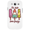 Oh Hello Brain Freeze Phone Case