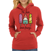 Oh Hello Brain Freeze Womens Hoodie