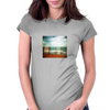 Oh I do like to be beside the seaside Womens Fitted T-Shirt