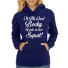 Oh My Quad Becky Look At Her Squat Womens Hoodie