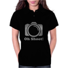 Oh Shoot Camera Womens Polo