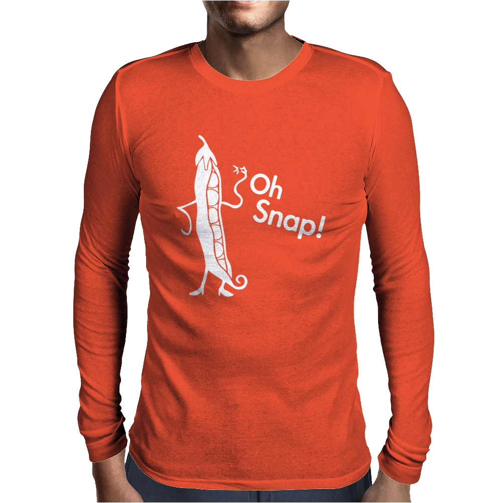 Oh Snop Mens Long Sleeve T-Shirt