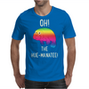 Oh! The Hue-Manatee! Mens T-Shirt