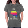 Oh! The Hue-Manatee! Womens Polo