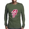 Ohio mascot Mens Long Sleeve T-Shirt