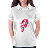 Ohio mascot Womens Polo