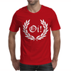 Oi Laurel Punk Rock Mens T-Shirt