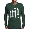 Oi Punk Rock Mens Long Sleeve T-Shirt