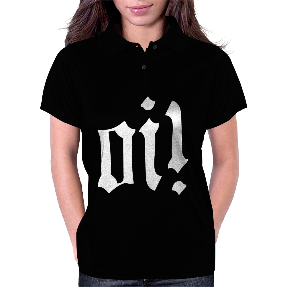 Oi Punk Rock Womens Polo