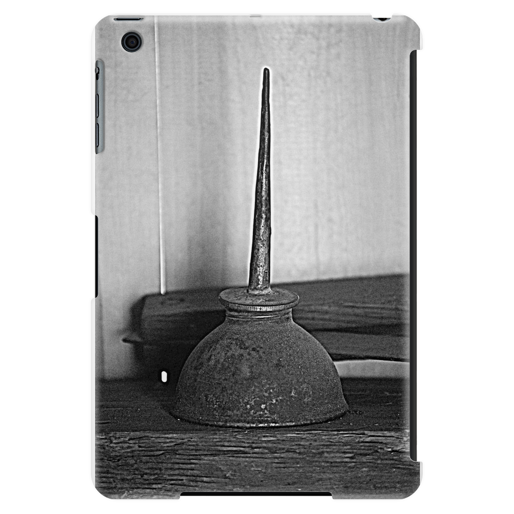 Oil Can Tablet (vertical)
