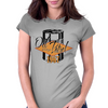Oil Patrol Vintage Womens Fitted T-Shirt