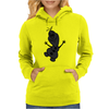 Olaf Frozen Disney cartoon Womens Hoodie