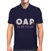 Old And Plastered OAP LADIES Mens Polo