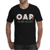 Old And Plastered OAP LADIES Mens T-Shirt