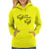 Old Friends (741 Op-Amp and 555 Timer Chips) Womens Hoodie