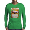 Old FUNNY Banger Cortina, Ideal Gift or Christmas Present. Mens Long Sleeve T-Shirt