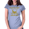 Old glory armory Womens Fitted T-Shirt