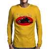Old Guys Rule Classic Rat Rod Smoke Mens Long Sleeve T-Shirt