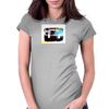 old lunch Womens Fitted T-Shirt