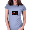 Old School Cassette Tape- The Mixtape Womens Fitted T-Shirt