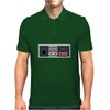 Old School Gamer Mens Polo