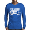 Old School Mens Long Sleeve T-Shirt