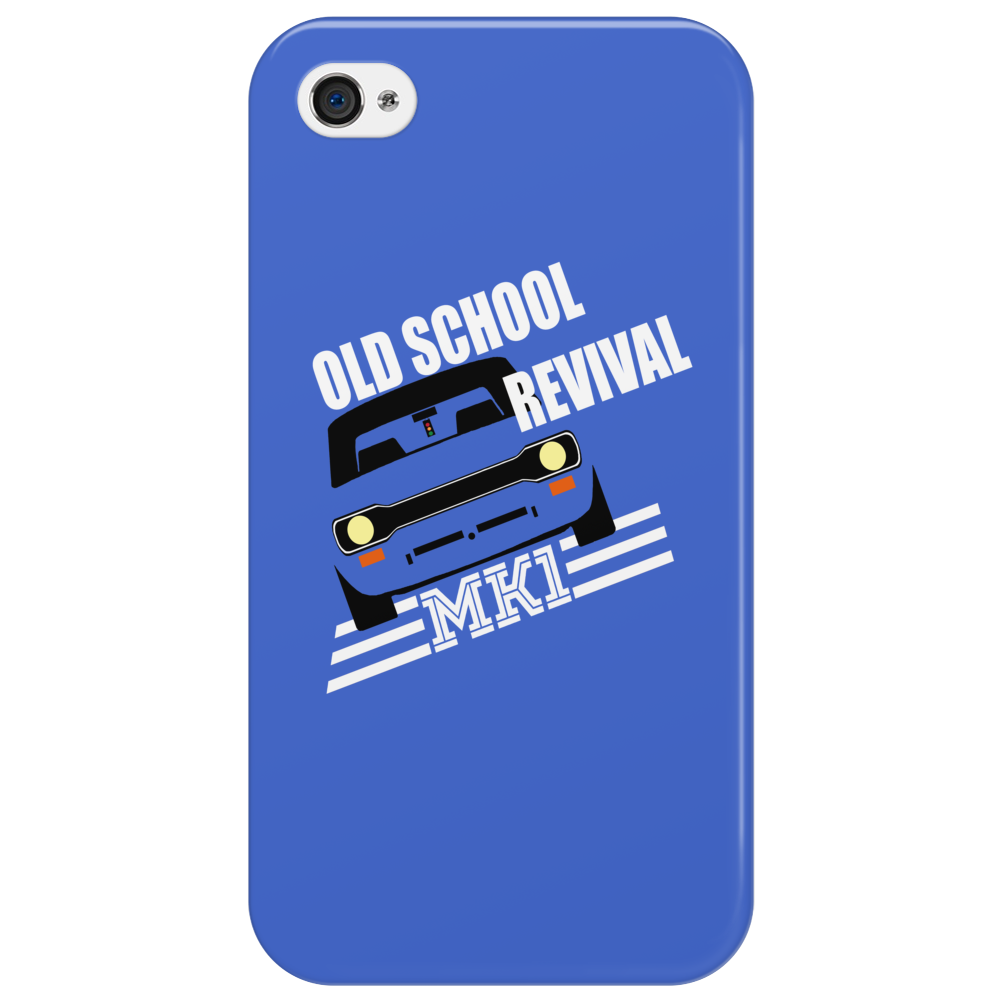 Old School Revival Escort Mk1 1800 2000 Phone Case