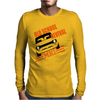 Old School Revival Escort Mk1 RS 1800 2000 Mens Long Sleeve T-Shirt
