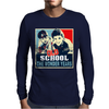 Old School Vintage Hope The Wonder Years Mens Long Sleeve T-Shirt