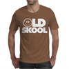 Old Skool Rave DJ Festival Mens T-Shirt