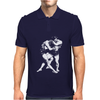 Old Wrestling Sport Mens Polo
