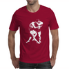 Old Wrestling Sport Mens T-Shirt